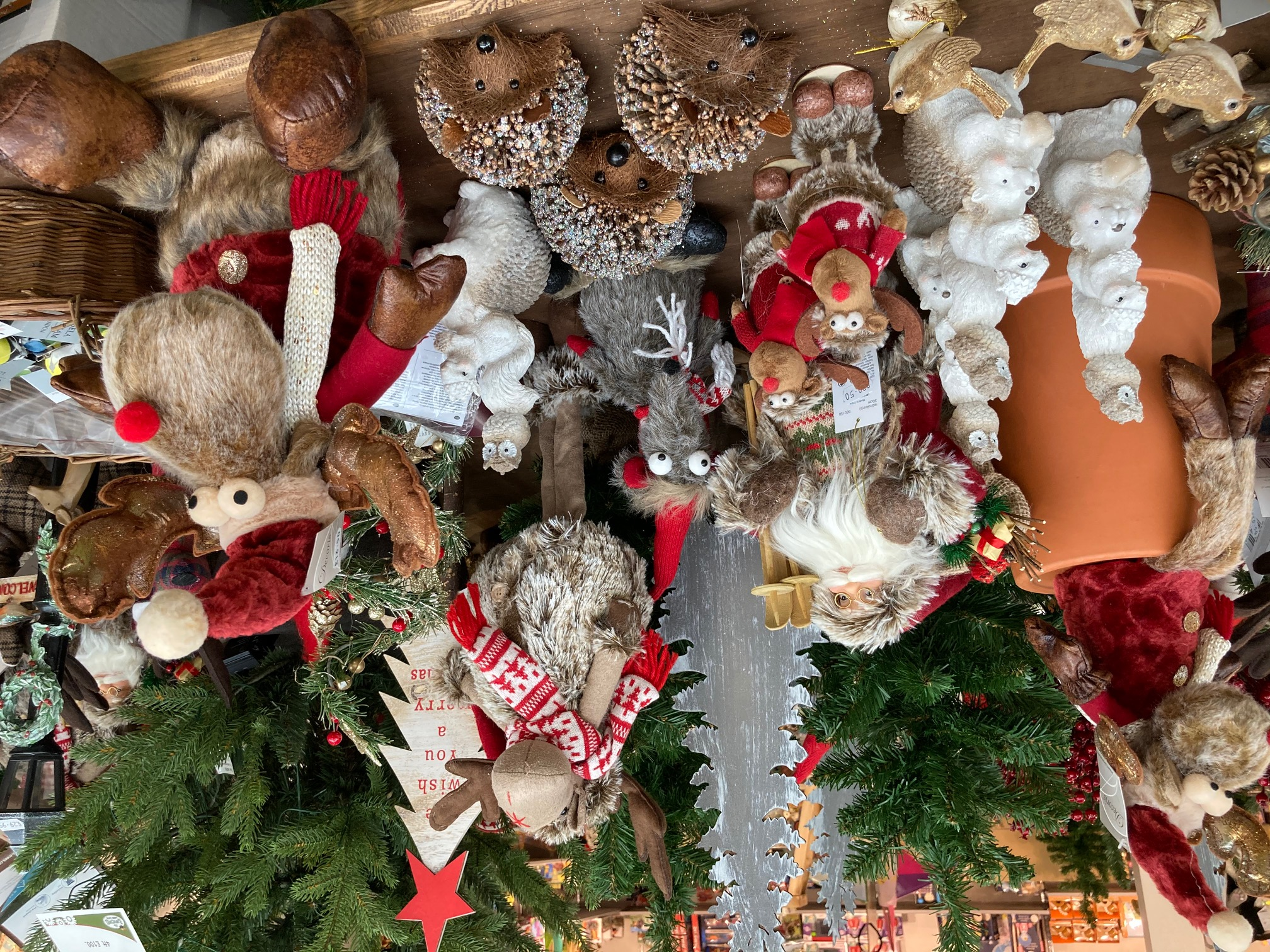 Christmas Department 2020