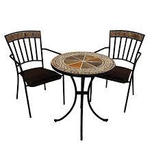 Clandon Bistro Set - 60cm Table