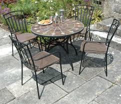Granada 4 Seater Set - 91cm Table