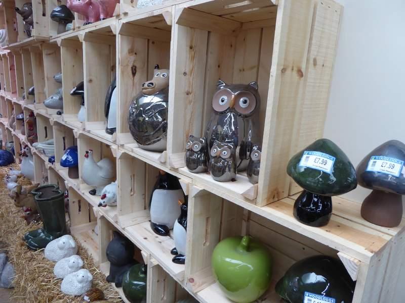 Woodlodge Garden Ornaments