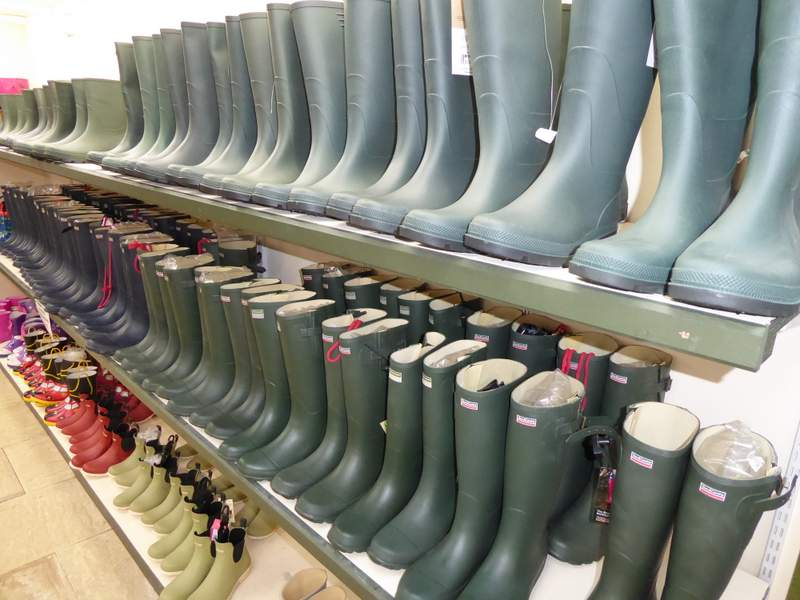 Town and Country Wellington Boots