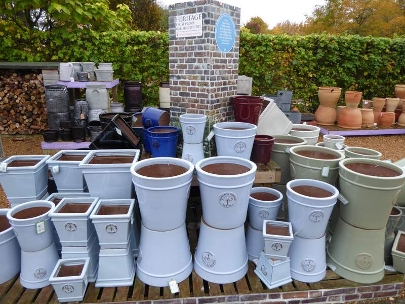 Outdoor Garden Pots
