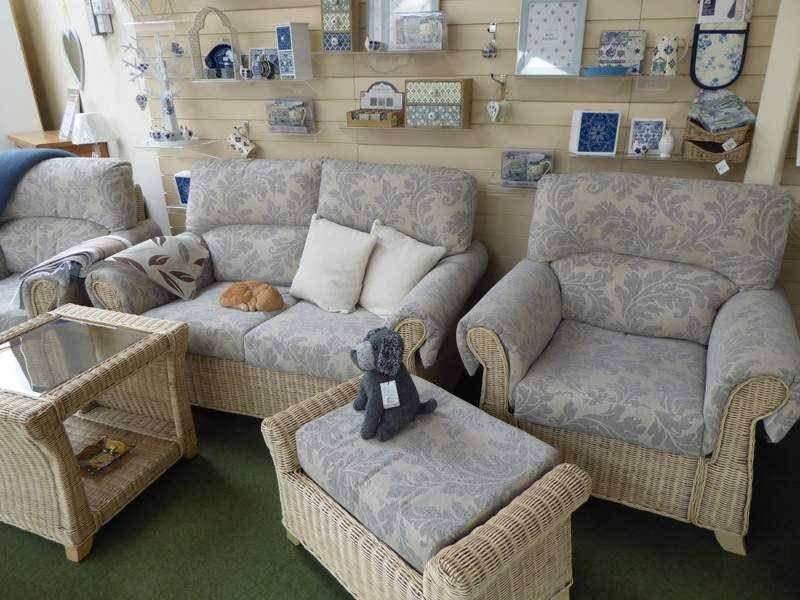 Please Visit our Cane Furniture Department Page for our full range