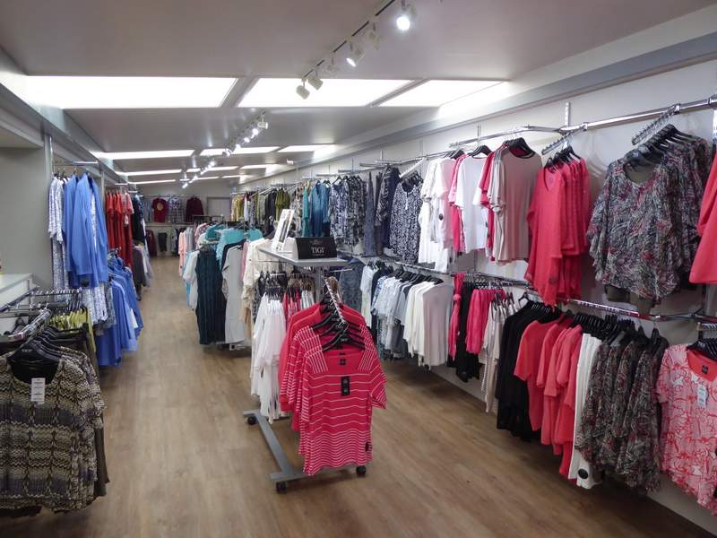New Raised Gallery Clothing Department
