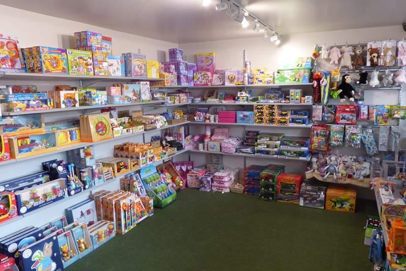 Children's Toy Shop