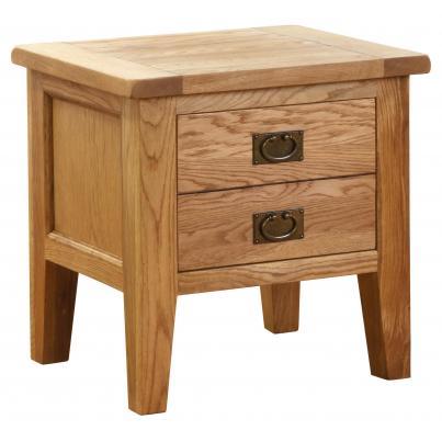 1 Drawer Lamp Table NB007