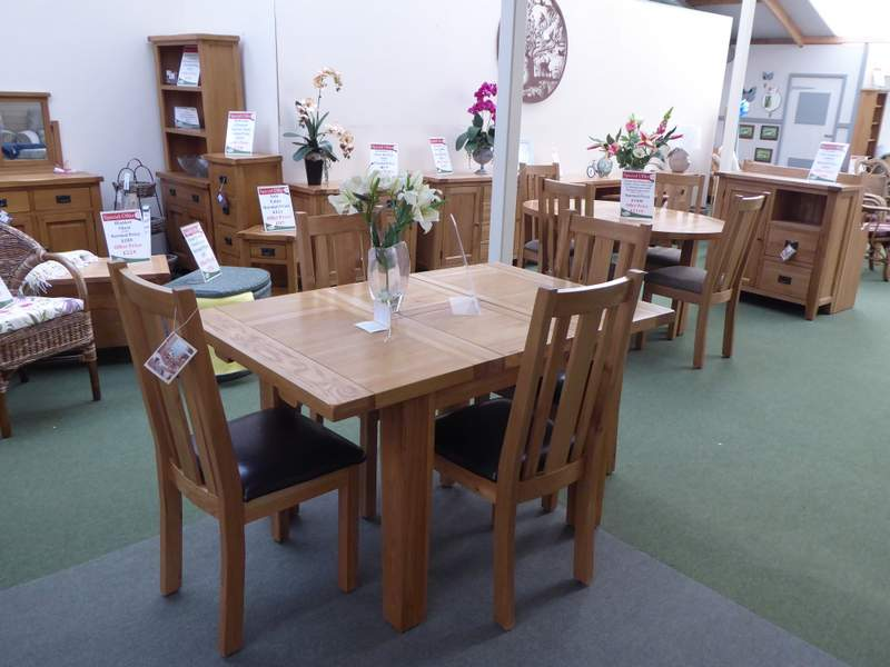 Please Visit our Oak Furniture Department Page for our full range