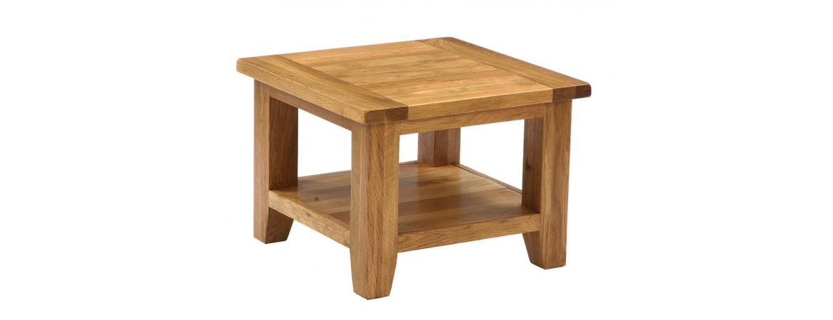 Oak Square Coffee Table NB009