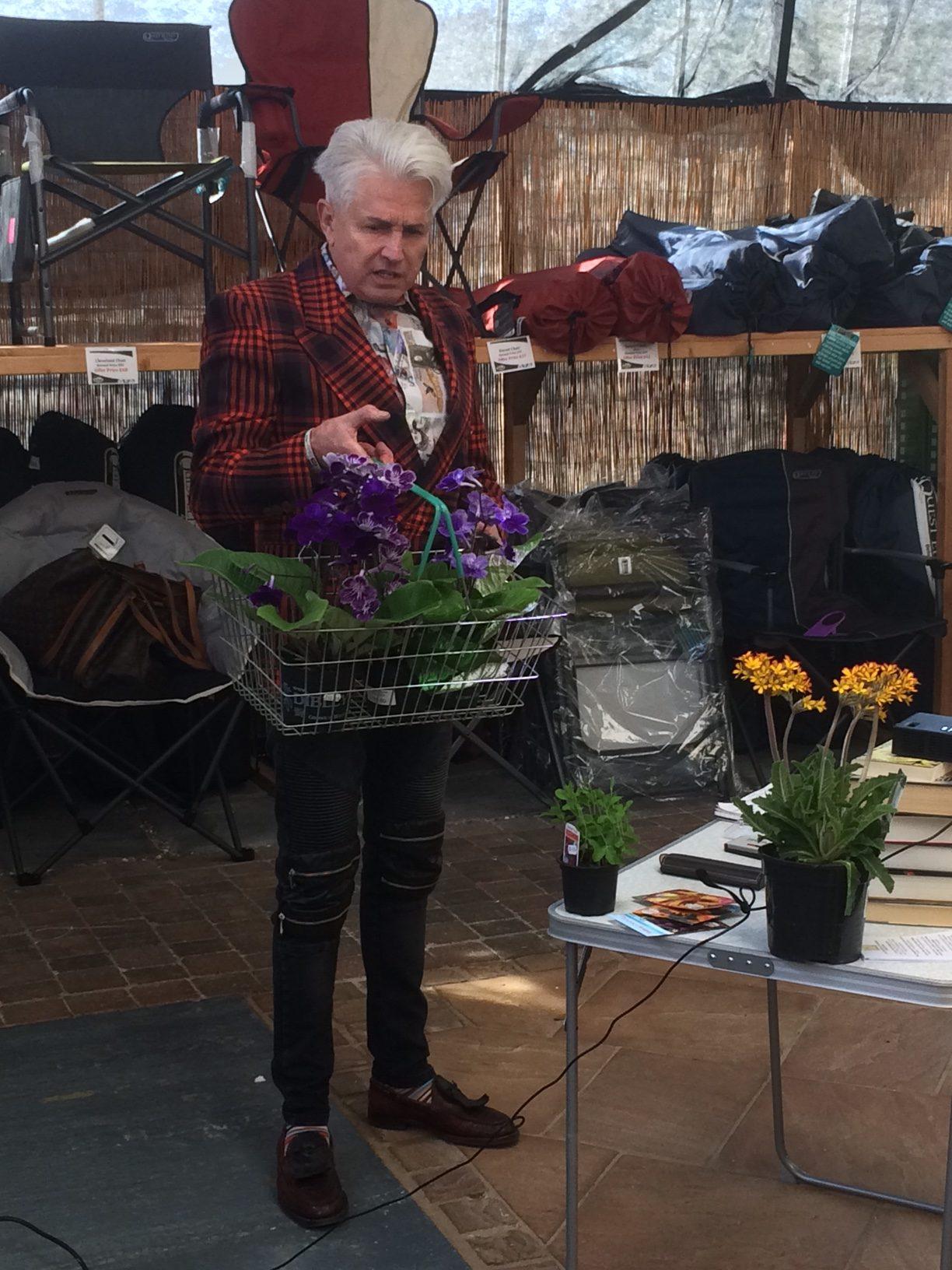 "Alan Gray Talk - ""Weird & Wonderful Plant Combinations"" 29th March 2019"